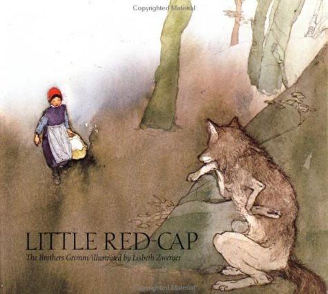 little red cap One day her mother said to her, come little red cap here is a piece of cake  and a bottle of wine take them to your grandmother she is sick and weak, and.