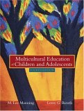 Multicultural Education of Children and Adolescents, Mylabschool Edition