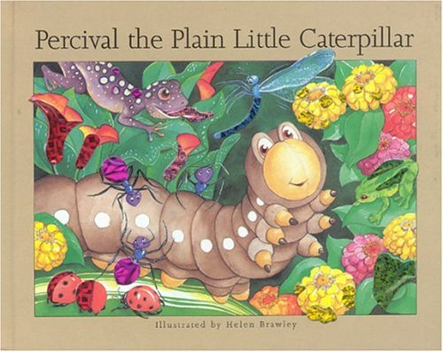 Percival the Plain Little Caterpillar