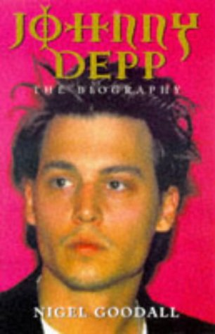 Johnny Depp by Nigel Goodall