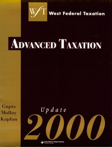 Advanced Taxation (West Federal Taxation)