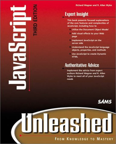 JavaScript Unleashed [With CDROM]