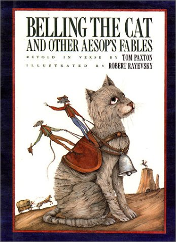Belling The Cat By Aesop