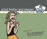 PhD Chapter 3: Scooped!