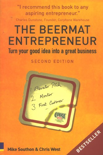 The Beermat Entrepreneur by Mike Southon