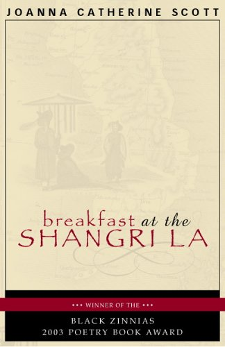 Breakfast at the Shangri-La