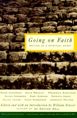 Going on Faith by William Knowlton Zinsser