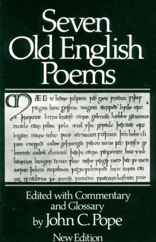 The effect of christianity on old english poem