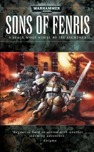 Download free Sons of Fenris (Space Wolf #5) by Lee Lightner PDB