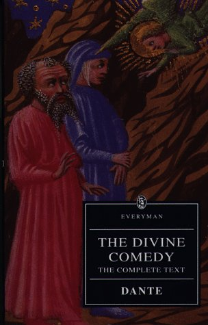 The Divine Comedy: The Vision of Dante (Reprint; 1908)