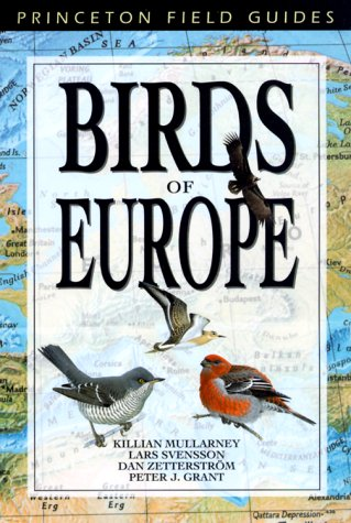 Birds of Europe by Lars Svensson
