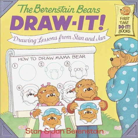 The Berenstain Bears Draw- it by Stan Berenstain