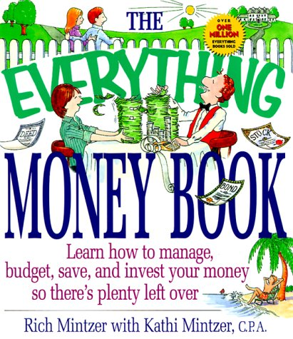 The Everything Money Book by Rich Mintzer