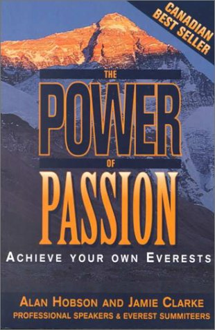 The Power of Passion by Alan Hobson