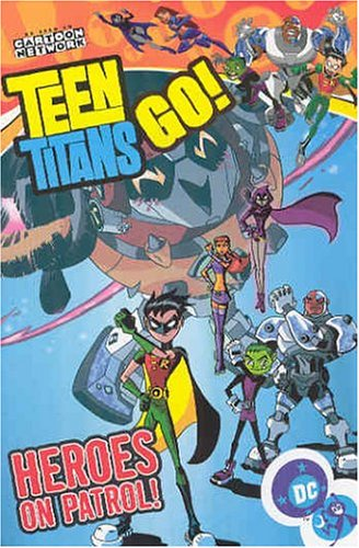 Teen Titans Go!, Volume 2 by J. Torres