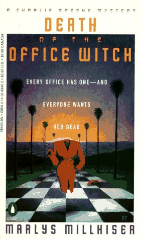 Death of the Office Witch (Charlie Greene #2)
