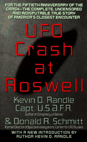 UFO Crash at Roswell by Kevin D. Randle