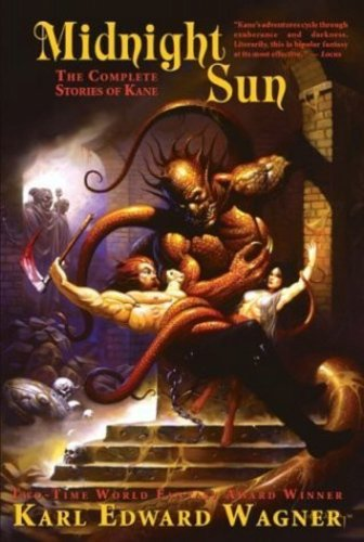 Free download Midnight Sun: The Complete Stories of Kane (Kane) ePub
