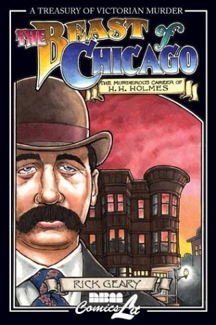 The Beast of Chicago by Rick Geary