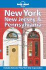 New York, New Jersey & Pennsylvania (Lonely Planet Guide)