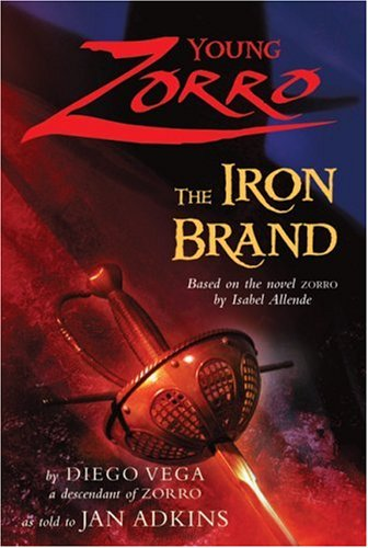 Young Zorro: The Iron Brand