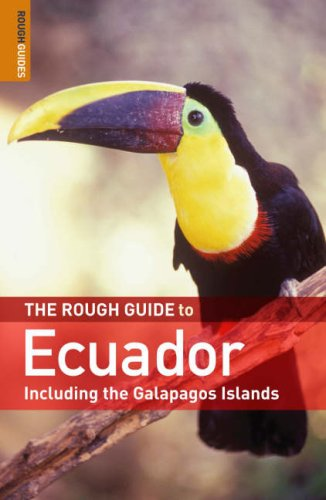 The Rough Guide to Ecuador by Harry Ades