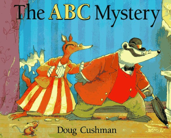 The ABC Mystery by Doug Cushman