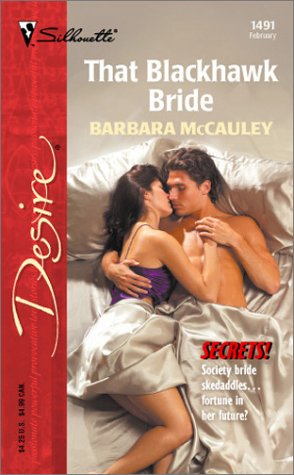 That Blackhawk Bride by Barbara McCauley