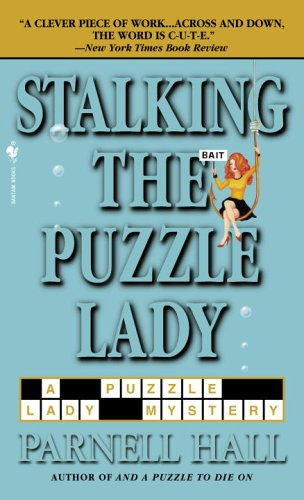 Stalking the Puzzle Lady (Puzzle Lady, #7)