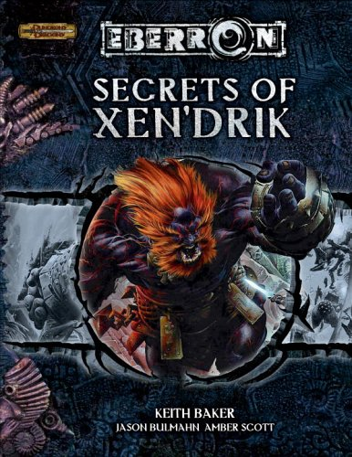 Secrets of Xen'drik by Keith Baker