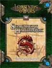Seafarer's Handbook: Sourcebook of Ships, Oceans, and the Beasts Therein (Legends & Lairs, d20 System)