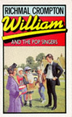 William And The Pop Singers (Just William, #36)