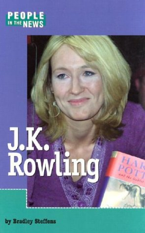 J.K. Rowling by Laura Saba