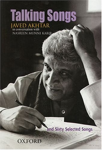 Talking Songs by Javed Akhtar