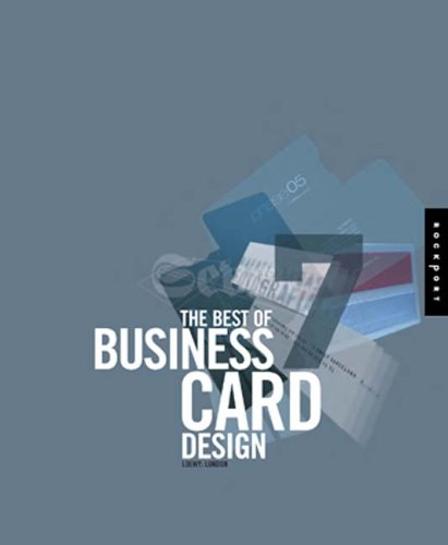 The Best of Business Card Design 7 by Loewy