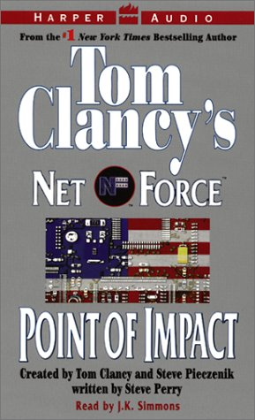 Point of Impact (Tom Clancy's Net Force, #5) by Steve Perry