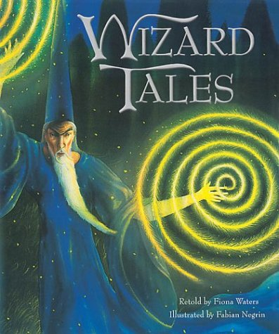Wizard Tales by Fiona Waters