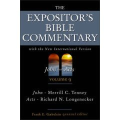 The Expositor's Bible Commentary by Frank E. Gaebelein