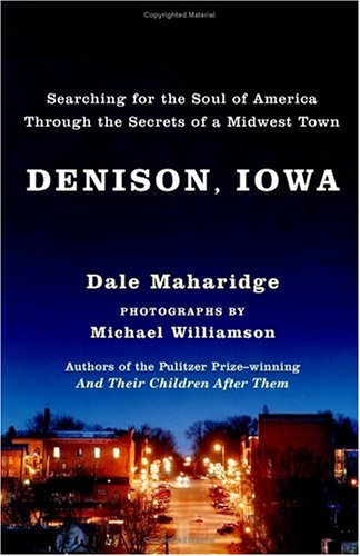Denison, Iowa by Dale Maharidge