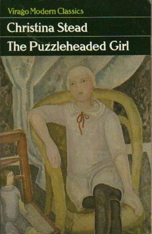 The Puzzleheaded Girl by Christina Stead