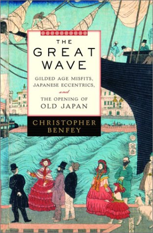 The Great Wave by Christopher E.G. Benfey