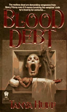 Blood Debt (Victoria Nelson, #5)