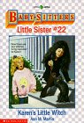 Karen's Little Witch (Baby-Sitters Little Sister, #22)
