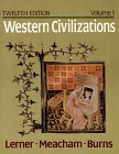 Western Civilizations, Their History & Their Culture, 1