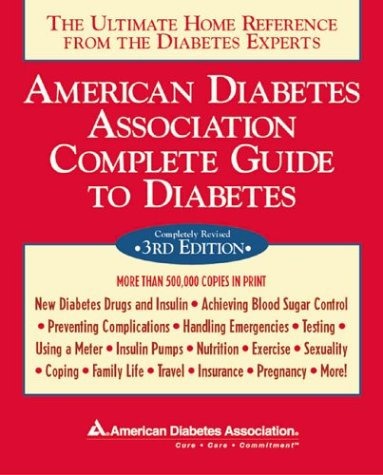 American Diabetes Association Complete Guide to Diabetes by American Diabetes Association