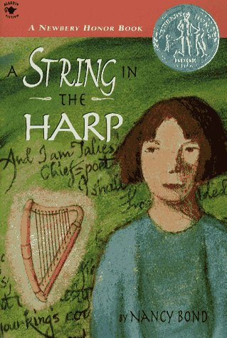 A String in the Harp by Nancy Bond