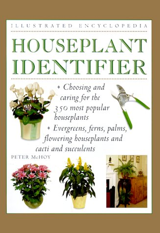 Houseplant Identifier by Peter McHoy