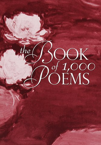 Book of 1,000 Poems by Beverley Birch