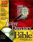 Active Directory Bible [With CDROM]