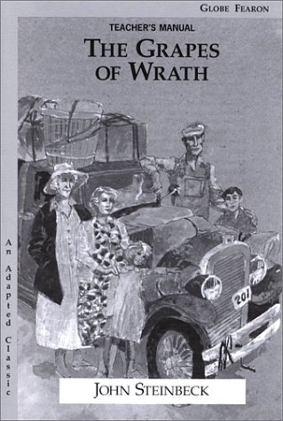 Adapted Classic: The Grapes of Wrath: Teacher's Manual